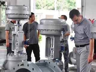重庆理工大学成功研发新型滑板式调节阀 已出口国外