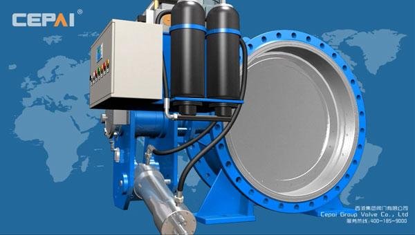 智能型蓄能器式液控缓闭止回阀