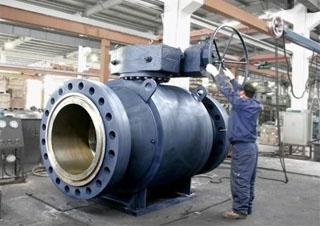 国产水下球阀将用于南海文昌气田群开发项目