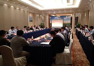 江苏省流量计量专业技术委员会年度会议召开