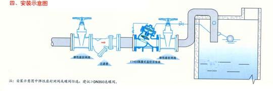 220v电缆浮球阀安装电路图图片